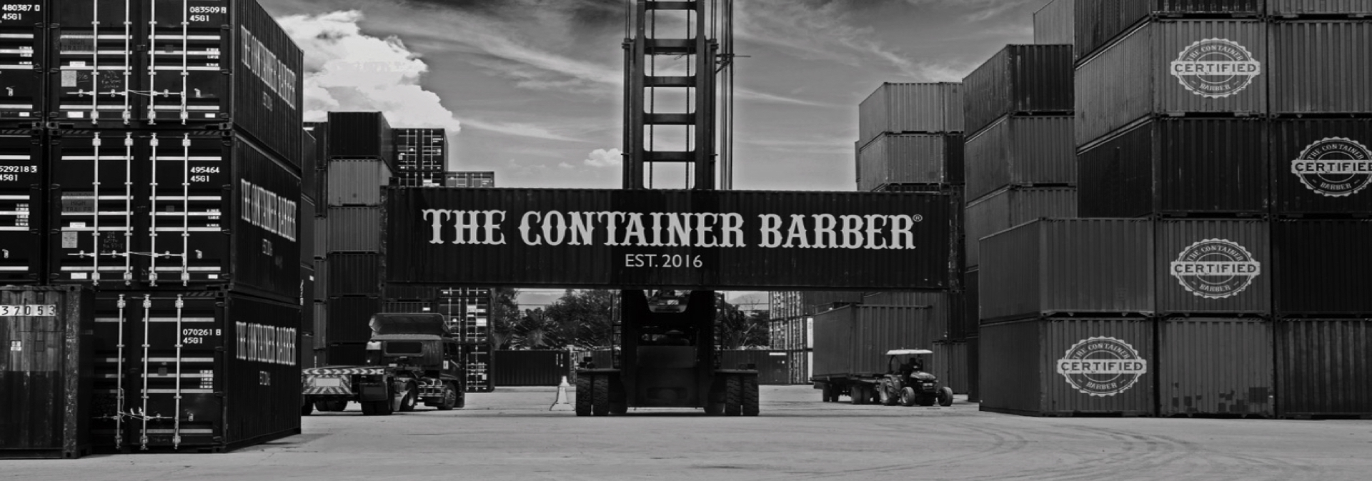 THE CONTAINER BARBER
