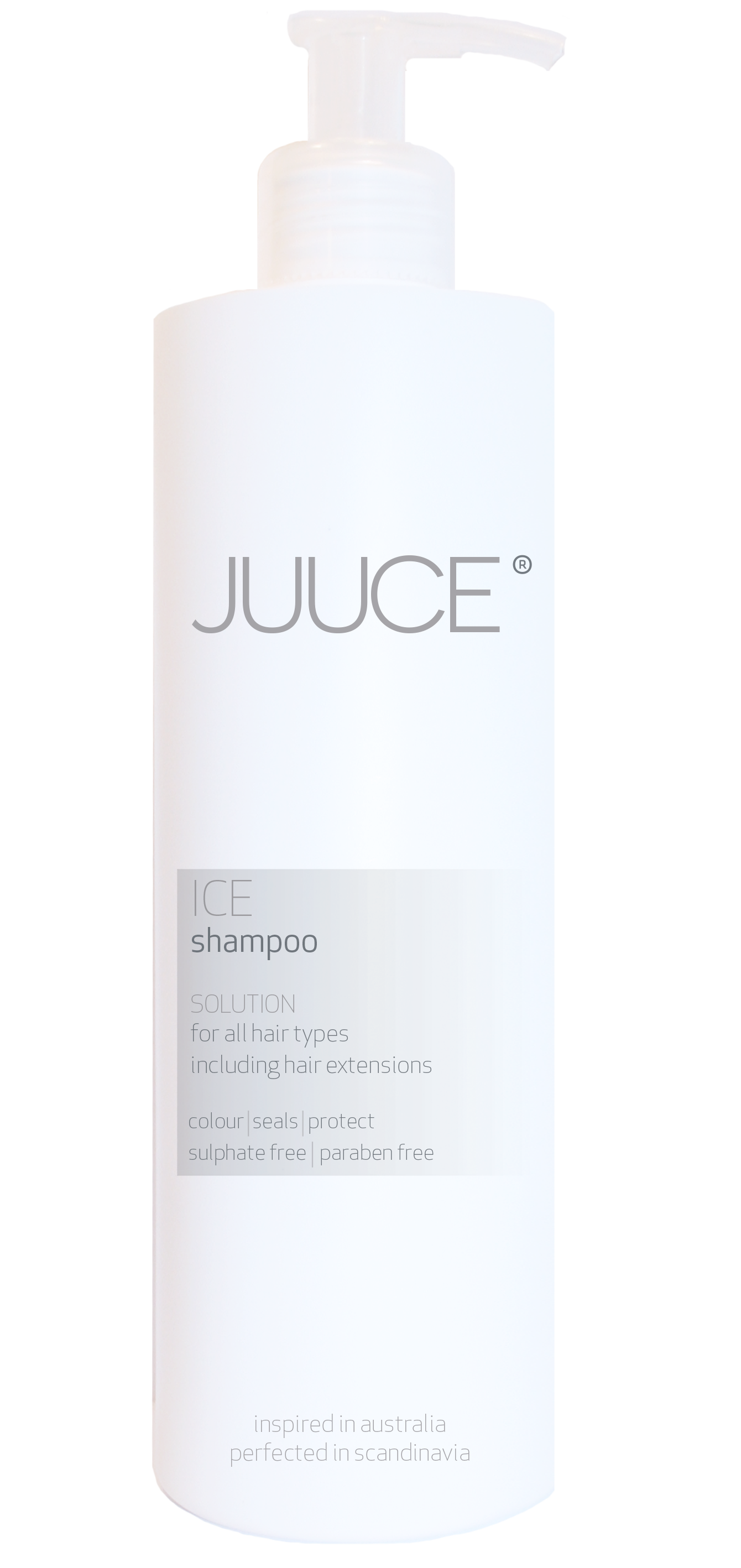 JUUCE Ice Solution Shampoo 450 ml-31