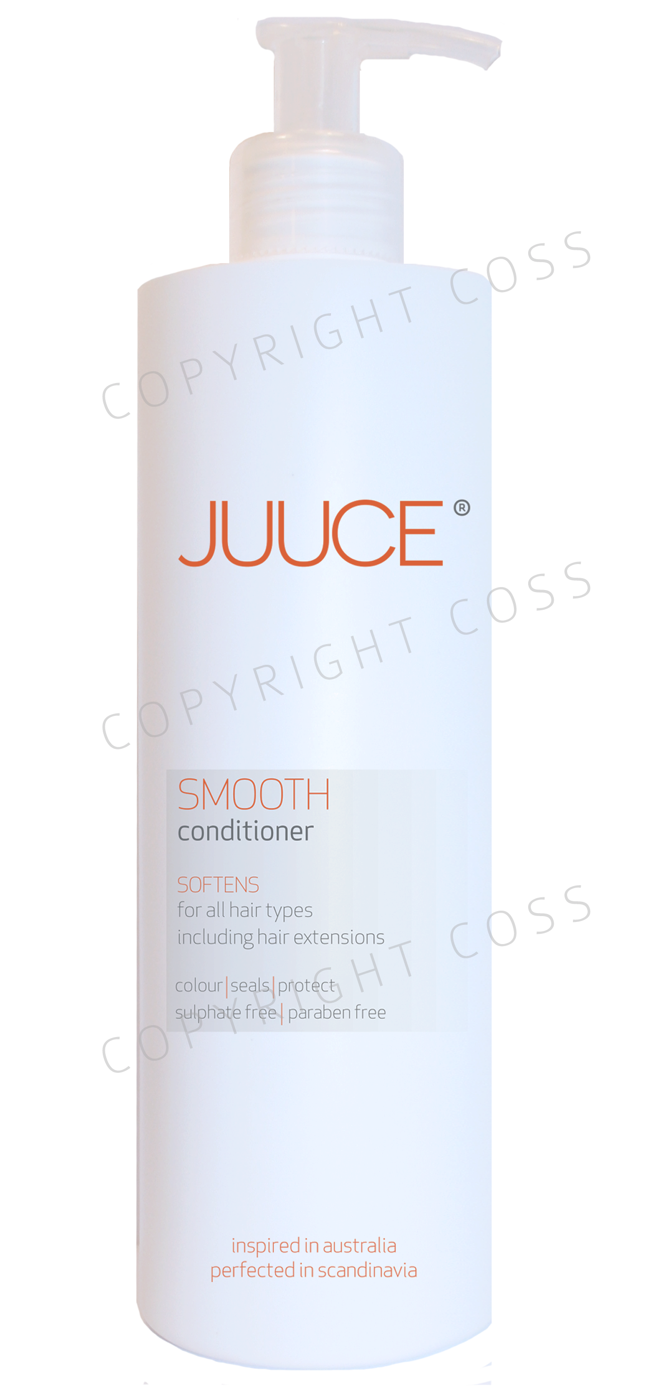 JUUCE Smooth Conditioner 450 ml-31