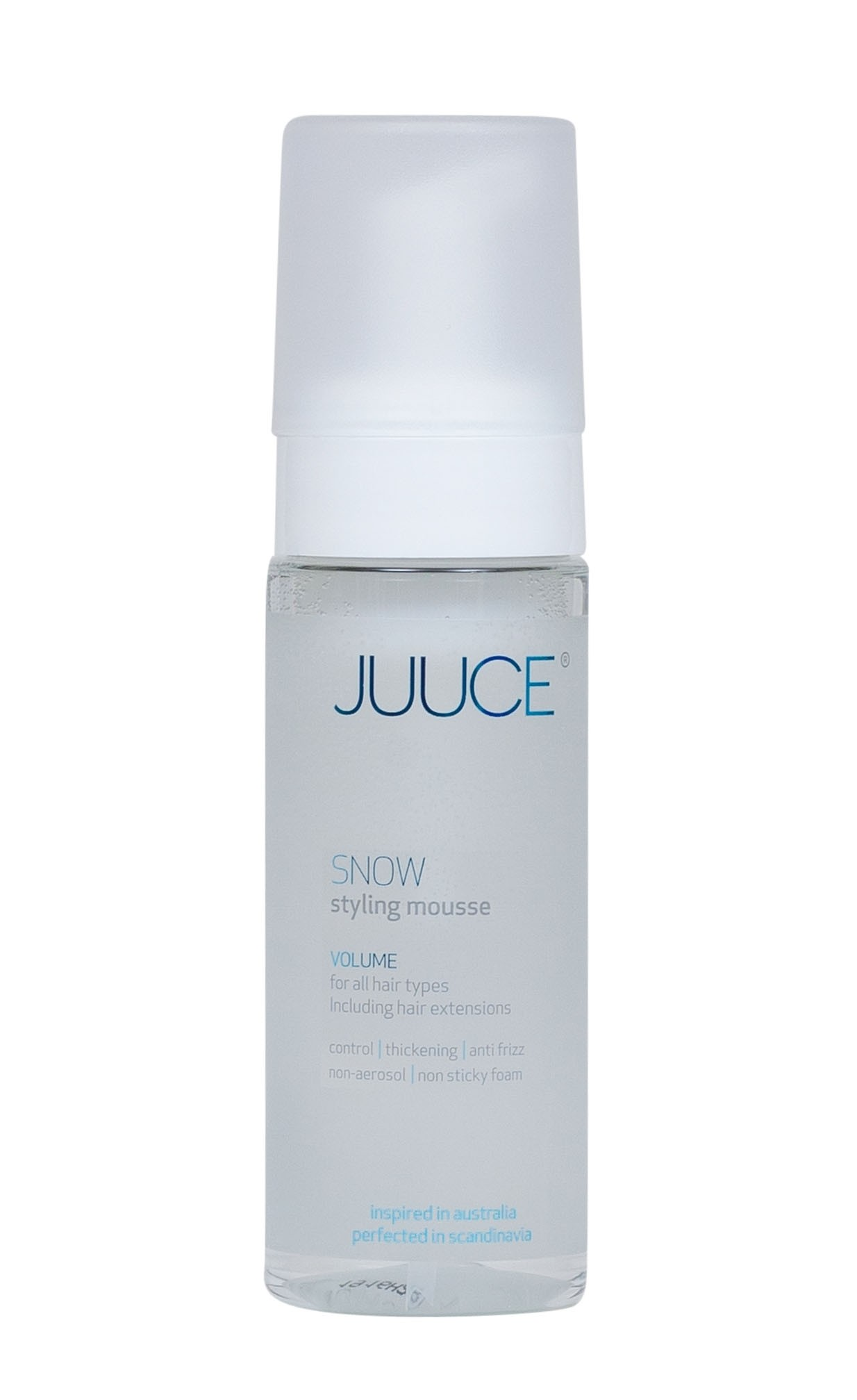 Juuce Snow styling mousse 150 ml-31