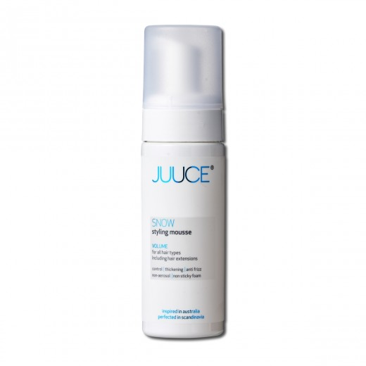 Juuce Snow styling mousse 150 ml-33